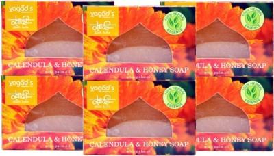 Khadi Natural Calendula & Honey Soap