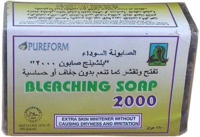 Pureform Bleaching Soap with Extra Skin Whitener 1Pc