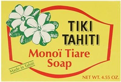 Monoi Tiare Tahiti (Gardenia) Bar Soap