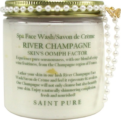 Saint Pure Fresh Champagne Face Soap