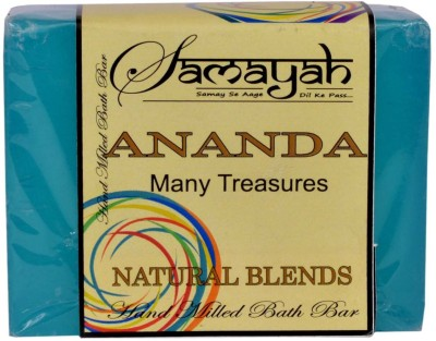 Samayah Hand Made Bath Soap Ananda (Blends)