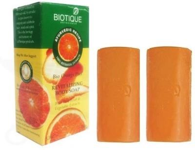 Biotique Bio Revitalizing Body Soap (Pack of 2 )