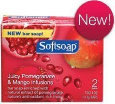 Softsoap Juicy Bar Soap
