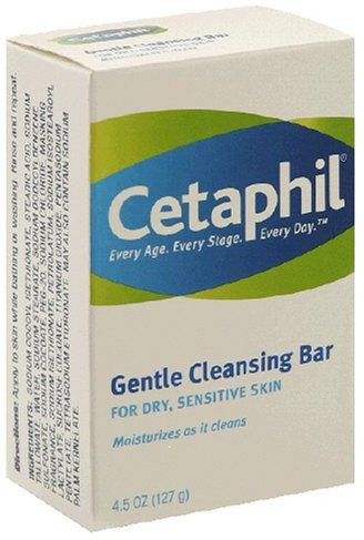 Cetaphil Gentle Cleansing Soap(127.53 g)