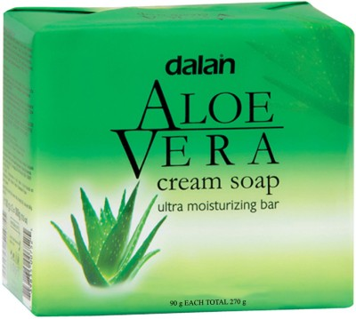 Dalan Cream Soap - Aloe Vera
