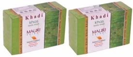 Khadi Khas Soap - Pack of 2 - Premium Handcafted Herbal