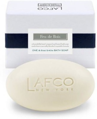 Lafco Feu de Bois Bath Soap soap bar by