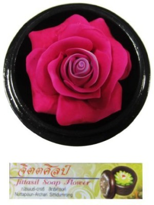 Jittasil Hand-Carved Soap Flower 4