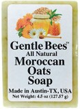 Gentle Bees Moroccan Oats Soap (127.5 g)