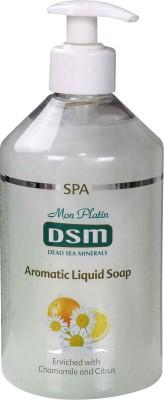 Dead Sea Minerals Aromatic Liquid Soap Enriched with Chamomile and Citrus