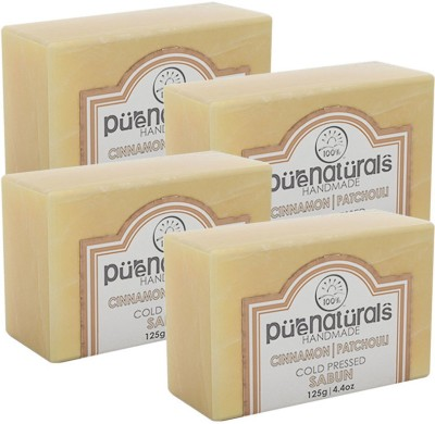 Purenaturals Hand Made Soap Cinnamon(125 g)