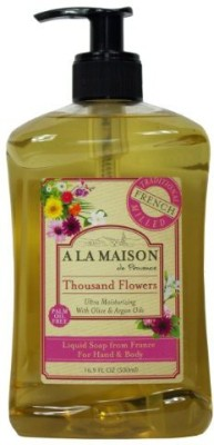 A La Maison Liquid Soap Thousand Flowers