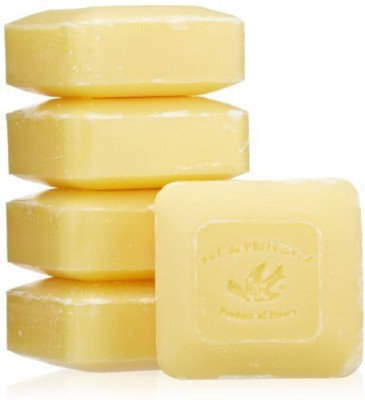 Pre De Provence Soap Set Of 5 Ananas Cello Wrap