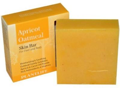 Plantlife Apricot Oatmeal Skin Bar