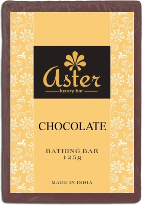 Aster Luxury Chocolate Soap - Pack of 12