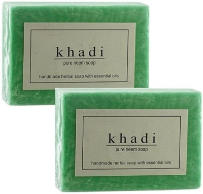 khadi Natural Pure Neem Soap