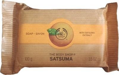 The Body Shop Satsuma Soap(100 g)