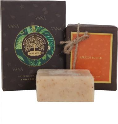 VANA VIDHI Himalayan Apricot Butter Soap