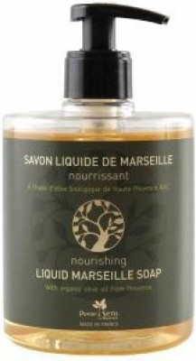 Panier des Sens Olive Liquid Marseille Soap with Organic Olive Oil from Provence