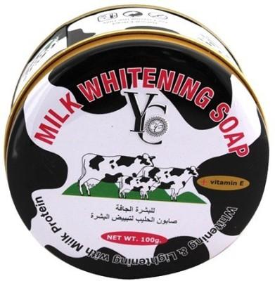 YC Milk Whitening & Lightening Soap