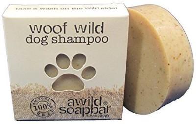 A Wild Soap Woof Wild Dog Shampoo