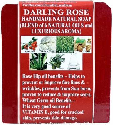 DBLB Darling Rose Handmade Natural Soap