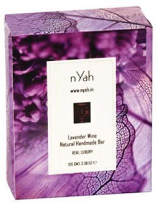 Nyah Lavender Wine Natural Handmade Bar