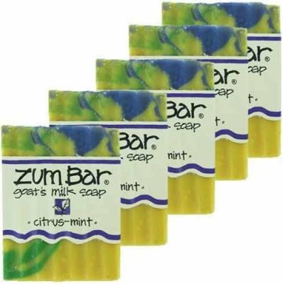 Indigo Wild Citrus Mint Zum Bars Multipack (5 Count)