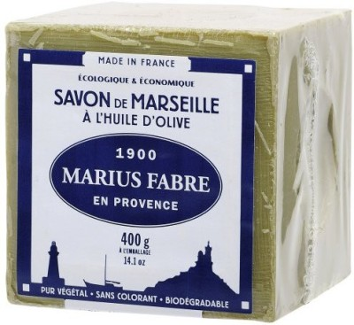 Savon de Marseille Soap 72% Olive Oil - Marius Fabre