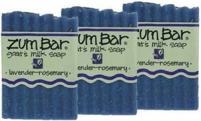 Indigo Wild Lavender Rosemary Zum Bars Multipack (3 Count)