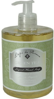 L,Epi de Provence Green Tea Liquid Soap Pump Dispenser Green Tea