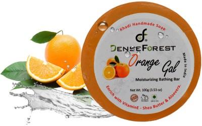 Dense Forest Orange Gal Handmade Khadi soap