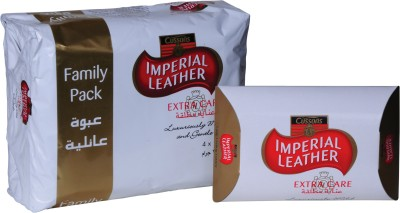 Cussons Imperial Leather Extra Care - Family Pack of 4