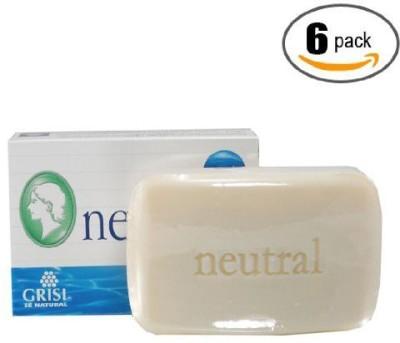 Cydraend 6pk - Neutral Soap - Hypoallergenic - Jabon Neutro - Grisi