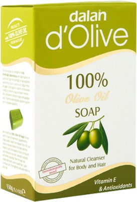 Dalan d,Olive 100% Pure Olive Oil Soap