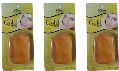 Olifair Ultra Gold Whitening Saop (Pack of 3)