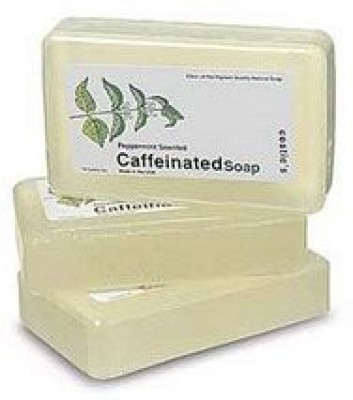 Costic Caffeinated Soap Peppermint Scent