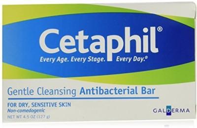 Cetaphil Antibacterial Gentle Cleansing Barm (Pack of 6)
