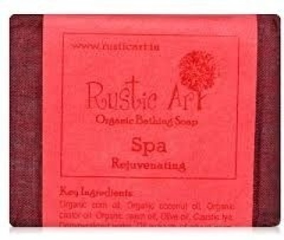 Rustic Art Spa Organic