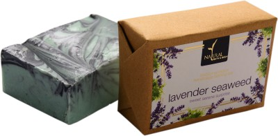 Natural Bath & Body Lavender Seaweed