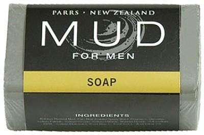 Wild Ferns New Zealand Mud for Men Soap