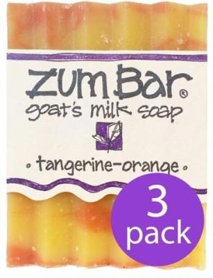 Indigo Wild Tangerine Orange Zum Bars Multipack (3 Count)