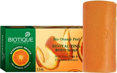 Biotique Orange Peel  Body Cleansers 150gm