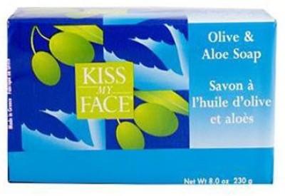 Kiss My Face Olive & Aloe Bar Soap
