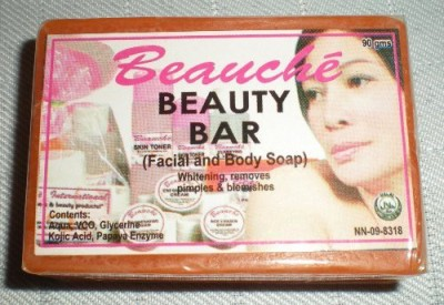 Jennifer V. Jensen Beauty Products Beauch Beauty Bar Kojic Acid and Papaya Whitening Soap(90 g) at flipkart