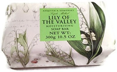 Asquith & Somerset Lily of the Valley Moisturizing Triple Milled Soap