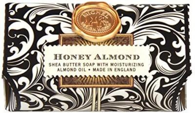 Michel Design Works Bath Soap Bar Honey Almond Large