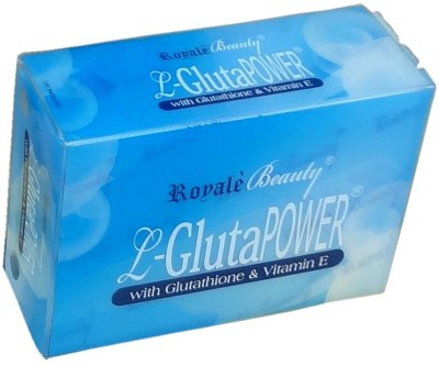 Royale Beauty L Gluta Power Soap With Glutathione And Vitamin E For Skin Whitening,3pc