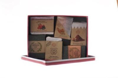PRATHA Handmade soaps Gift  Hamper