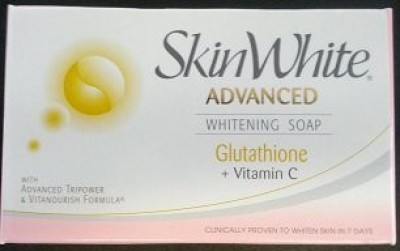Splash Corporation Skinwhite Glutathione Whitening Body Bar Soap